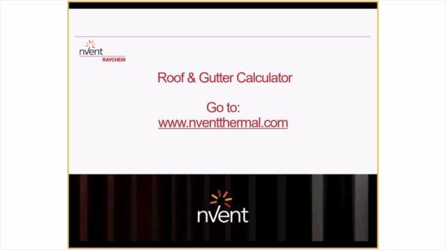 Roof and Gutter Calculator Webinar #LoveWinter
