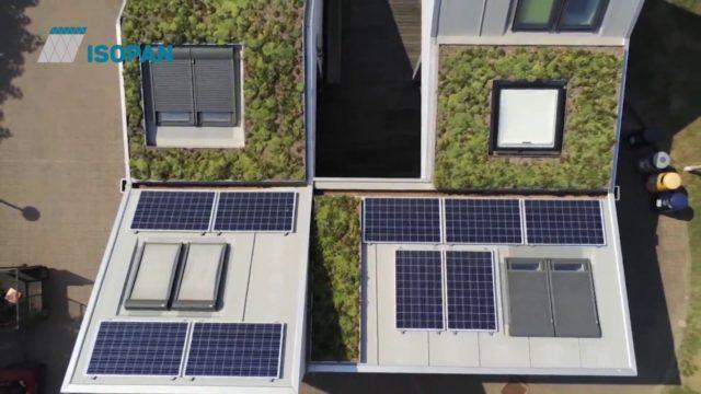GreenROOF – laboratorio Active House-cognitive Building del Politecnico di Milano