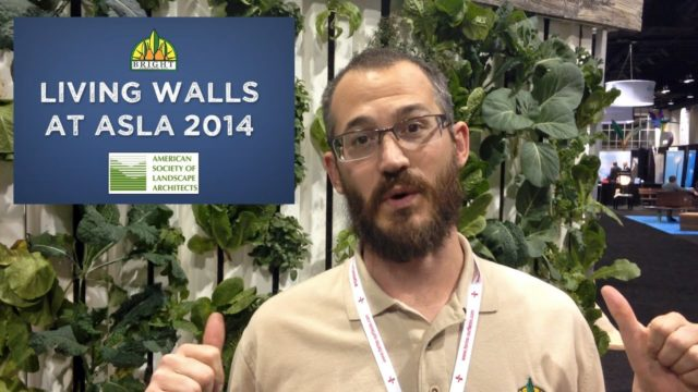 What is a Greenwall – Nate Story at ASLA 2014