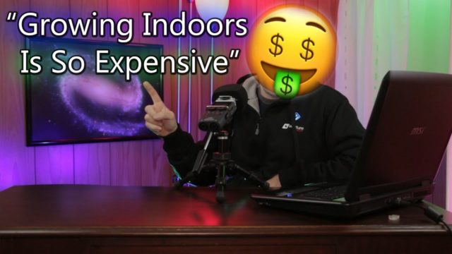 The Truth About Electric Costs of Indoor Growing