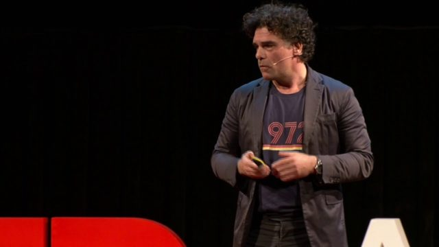Let's design healthy cities | Eric Frijters | TEDxAUCollege