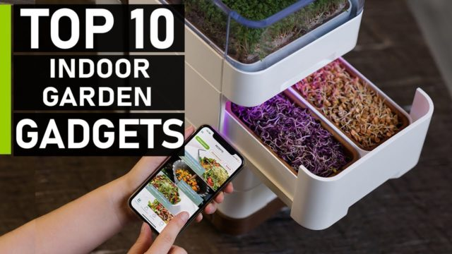 Top 10 Smart Indoor Gardening Gadget Inventions