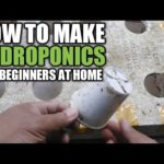 HOW TO MAKE HYDROPONICS SYSTEM. Paano gumawa ng hydroponics. Step by step guide for beginners
