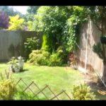 OMG! Insane! Kid does massive pee in garden