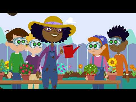 Cartoon for Kids‼️ Plant Needs. Science for Children