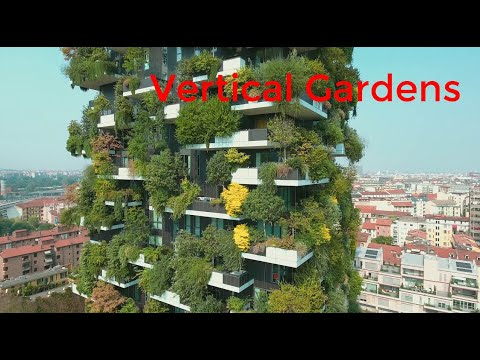 The 6 Most Famous Vertical Gardens in the World | Green Buildings are a Breath of Fresh Air