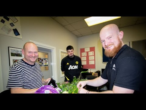 The Salford gardening course helping disabled people get into work