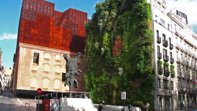 Caixa Forum Museum Vertical Garden – Project of the Week 3/31/14