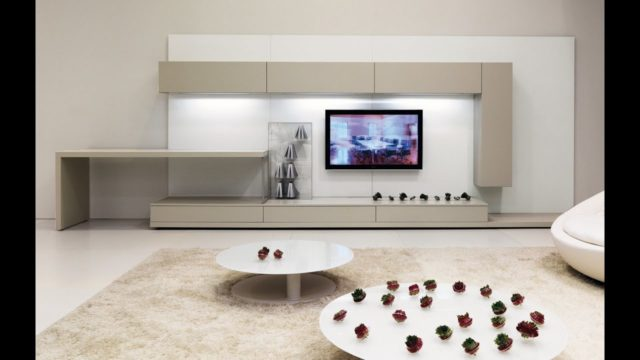 Living Room Modern TV Cabinet 2019 – Wall Mounted Tv Unit 2019