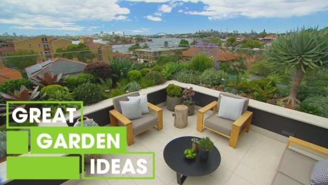 Incredible Rooftop Garden Inspiration | Gardening | Great Home Ideas