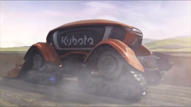 Kubota future agricultural solutions | TractorLab