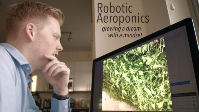 Farming on the Shoulders of Giants: Robotic Aeroponics | The Entrepreneurial Mindset at Work