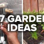 17 Fun Garden Ideas