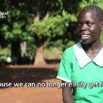 School gardening in South Sudan