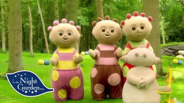 In the Night Garden 408 – Running About | Videos For Kids
