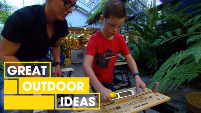 Getting Kids into DIY | Outdoor | Great Home Ideas