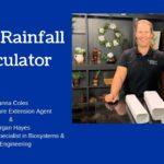 Roof Rainfall Calculator