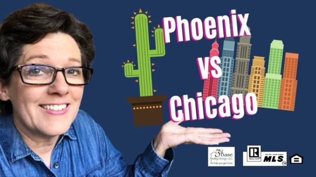 Phoenix vs Chicago – Should you leave Chicago and move to Phoenix?