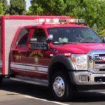 Garden Grove Fire Dept. Medic 1 Responding (x2)