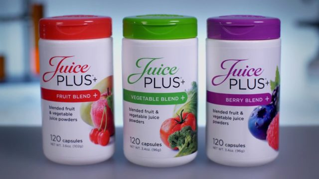 Clinical Study – Polyphenols in Juice Plus+