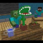 Monster School: Gardening – Minecraft Animation