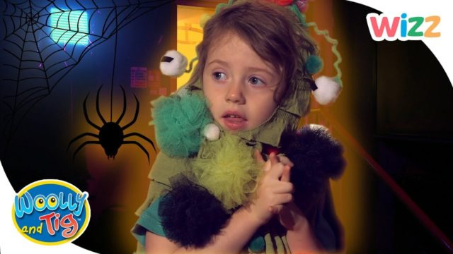 Woolly and Tig – #Halloween Spooky Stories | Full Episodes | Toy Spider | Wizz | TV Shows for Kids