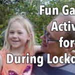 Fun Garden Activities for Kids During Lockdown