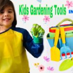 Gardening Tools for Kids from INNOCHEER