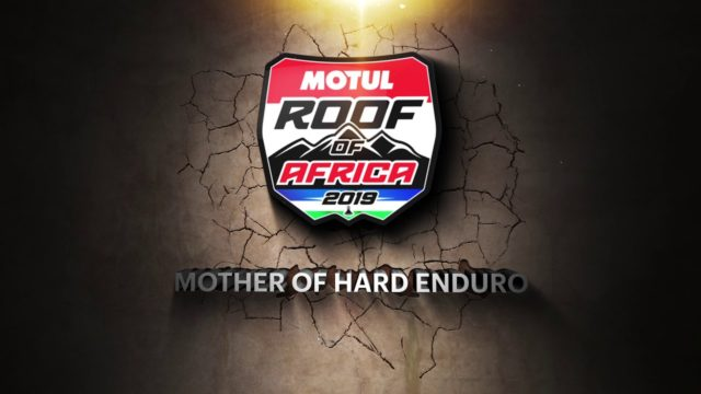 Roof of Africa 2019 LOGO Sting