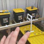 New Deep Water / Aeroponics / Kratkyish Hydroponics System – Part One