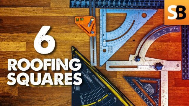6 Roofing Squares Compared – Vote for the Best