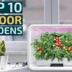10 Best: Smart Led Indoor Gardens for 2020 / How to Make Your Own Indoor Herb Garden?