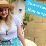 TOWER GARDEN 101! How to Start Tower Garden Seeds Paisley Acres 