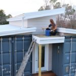 Growing A Green Roof On Our Industrial Home!