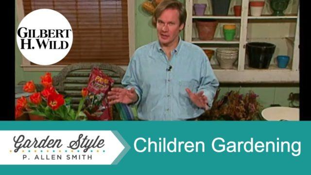 How Gardening Benefits Children | Garden Style (710)