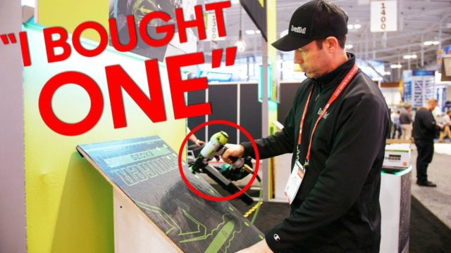 NEW ROOFING PRODUCTS 2019 – This Show Had Some Surprisingly Cool Stuff!
