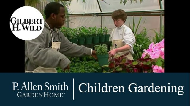 How Gardening Benefits Children | Garden Style (710)