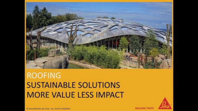 Roofing Sustainable Solutions