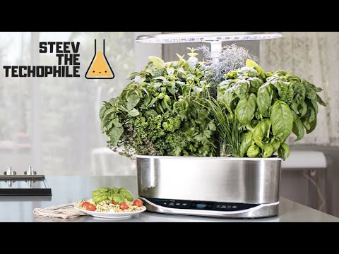 NEW AeroGarden 2020 Bounty Elite Walkthrough Hydroponic Gardening