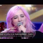 Alice on the roof, en live – C à vous – 28/03/2016