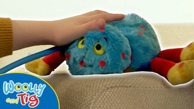 Woolly and Tig – Doctor Tig   TV Show for Kids   Toy Spider