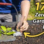 17 MORE Brilliant FREE Vegetable Gardening Hacks | Productive and Easy Garden Hacks