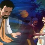 JESUS   Agony in the Garden   Maundy Thursday   Bible for kids   New Testament   Bible stories