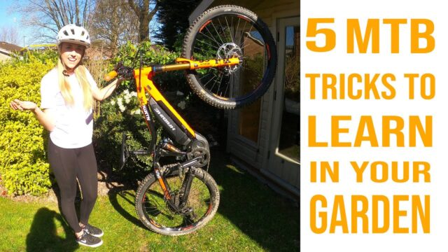 5 Tricks to Learn in Your Back Garden!