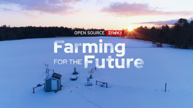 Open Source Stories: Farming for the Future