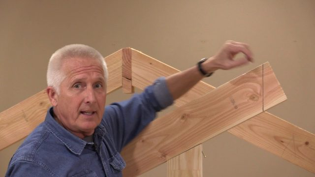 Cutting Common AND Hip Rafters: Simple Solutions for Roof Framing
