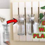 DIY Wall Planter Ideas l Best Indoor Wall Planter