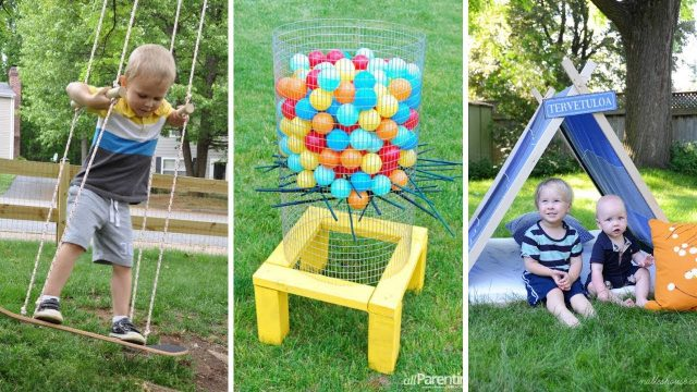 10 Clever Tricks of How to Build Fun Backyard Ideas for Kids