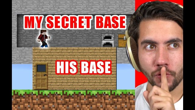 How Long Can I Live In Someone's Roof Before They Notice? | Minecraft Home Invasion E2