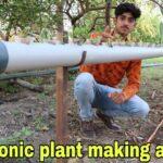 Hydroponic plant NFT system हाइड्रोपोनिक प्लांट सरल तरीके से बनाना सीखे how to make hydroponic plant